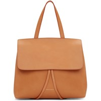 Mansur Gavriel Tan Mini Lady Bag