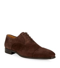 Magnanni Toecap Oxford Male