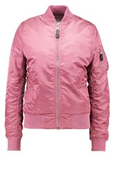 Alpha Industries Bomber Jacket Dusty Pink Rose