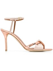 Malone Souliers Terry Sandal Pumps Pink