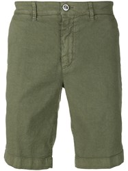 Re Hash Classic Chino Shorts Green