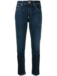 Dondup Classic Bootcut Jeans Blue