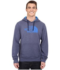 The North Face Half Dome Hoodie Cosmic Blue Heather Bomber Blue Men's Long Sleeve Pullover