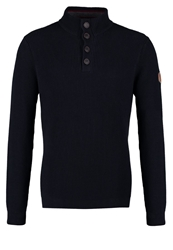 Harris Wilson Luc Jumper Marine Dark Blue