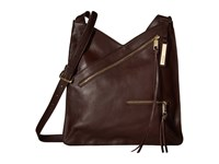 Joe's Jeans Josie Crossbody Chestnut Cross Body Handbags Brown