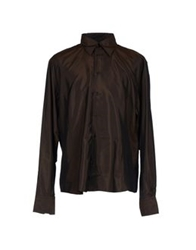 Primo Emporio Shirts Dark Brown