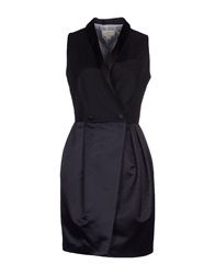 Boy By Band Of Outsiders Short Dresses Black