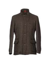 Facis Jackets Dark Brown