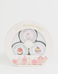 Baylis And Harding Beauticology Special Delivery Pink Lip Balm Gift Set Clear