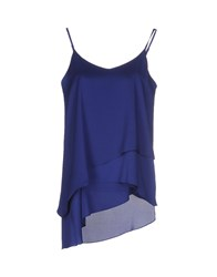 Hope Collection Tops Bright Blue