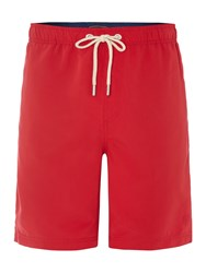Howick Classic Swim Shorts Red