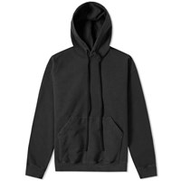 Unravel Project Oversize Back Logo Hoody Black