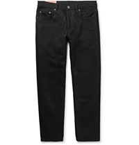 Acne Studios River Slim Fit Stretch Denim Jeans Black