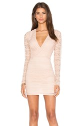Endless Rose Miamell Woven Dress Blush