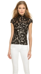 Lover Warrior Lace Top