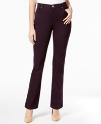 Lee Platinum Petite Gwen Straight Leg Jeans Regal