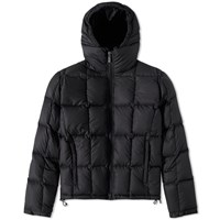 Aspesi Buddo Down Jacket Black