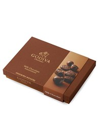 Godiva All Of A Kind Assorted 22 Piece Milk Chocolate Gift Box No Color