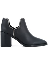 Senso 'Huntley I' Ankle Boots Black