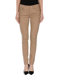 Neil Barrett Denim Pants Khaki