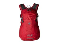 Jack Wolfskin Moab Jam 18 Racing Red Backpack Bags