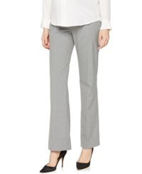 A Pea In The Pod Maternity Bootcut Stretch Dress Pants