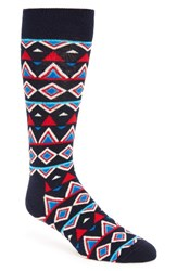 Happy Socks Men's Temple Cotton Blend