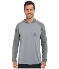 Columbia Trail Shaker Hoodie Grey Ash Heather Men's Sweatshirt Gray