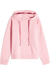 Closed Logo Cotton Hoody Pink