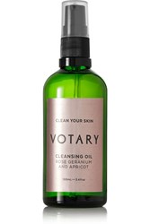 Votary Cleansing Oil Rose Geranium And Apricot Colorless