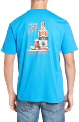 Tommy Bahama Men's Big And Tall Better Call Salt Graphic T Shirt