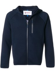 Invicta Hooded Jacket Blue