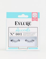 Eylure Lashes Accent 001 Black