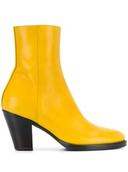 A.F.Vandevorst Round Toe Ankle Boots 60