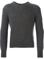 Cerruti 1881 Paris Scoop Neck Sweater Grey