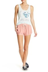 Billabong Road Trippin Elastic Short Pink