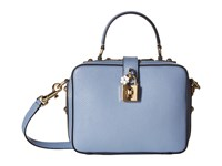 Dolce And Gabbana Top Handle Handbag Blue