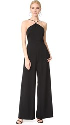 Alexander Wang T By Jumpsuit With Chain Black