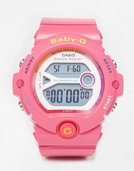 Casio Baby G Bright Pink Digital Watch