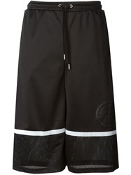 Astrid Andersen Drawstring Basketball Shorts Black