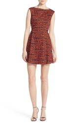Women's French Connection 'Canyon Sands' Print Fit And Flare Dress