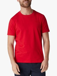 Jaeger Cotton T Shirt Red