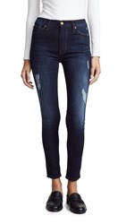 Hudson Barbara High Waisted Ankle Jeans Canyon