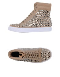Jeffrey Campbell Footwear High Tops And Trainers Women Khaki