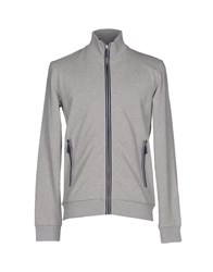 Bikkembergs Sweatshirts Light Grey