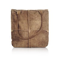 Bags And Stuff Extra Large Leather Tote Handbag Camel