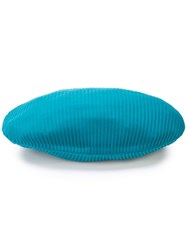 Issey Miyake Pleats Please By Beret Hat Blue