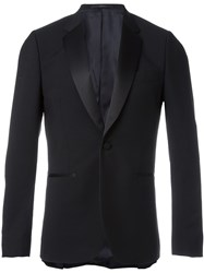Paul Smith London One Button Blazer Black