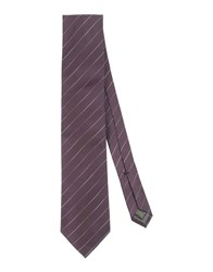 Ck Calvin Klein Accessories Ties Men Purple