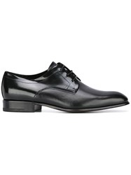Salvatore Ferragamo Gatien Shoes Black